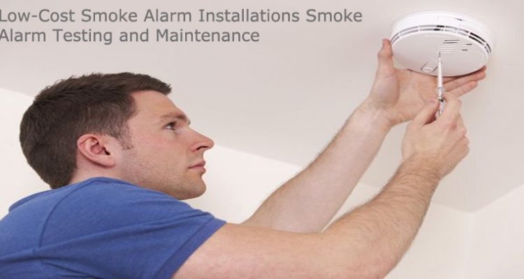 Smoke Alarm Installations