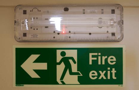 emergency lighting perth