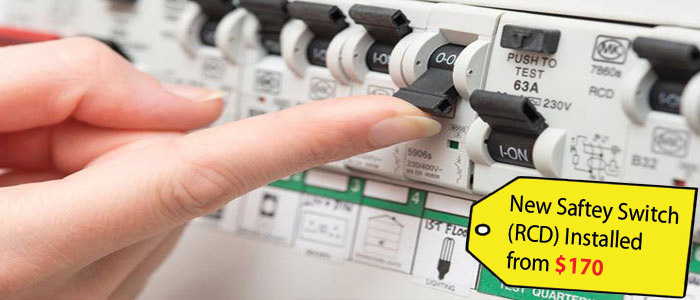 RCD Electrician