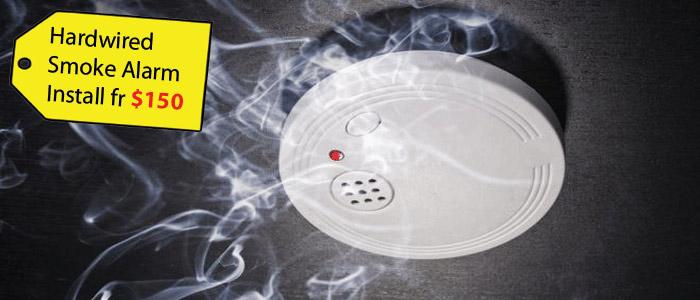 Smoke Alarm Electrician